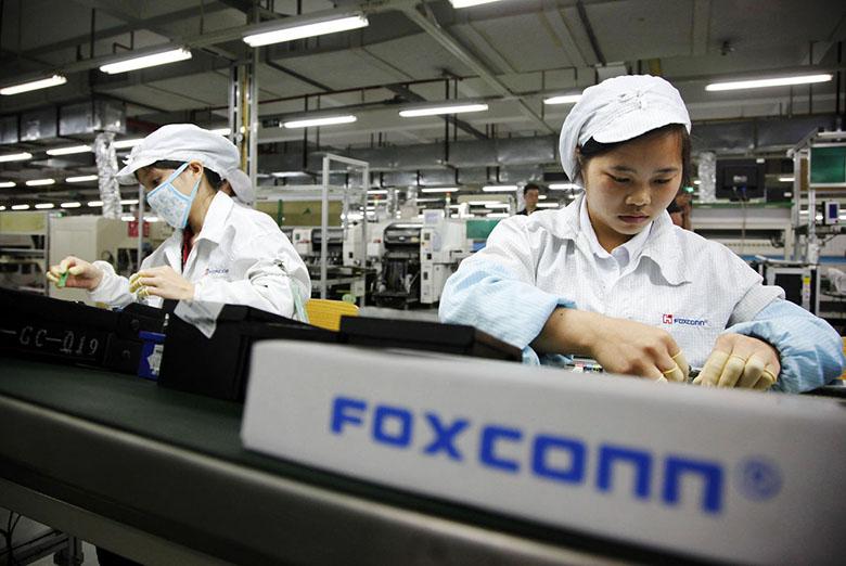 Foxconn a employé illégalement des lycéens pour assembler les iPhone X