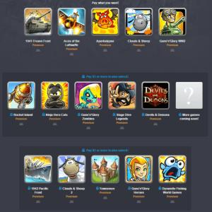 🔥 Bon plan : 19 jeux HandyGames à petit prix sous Android