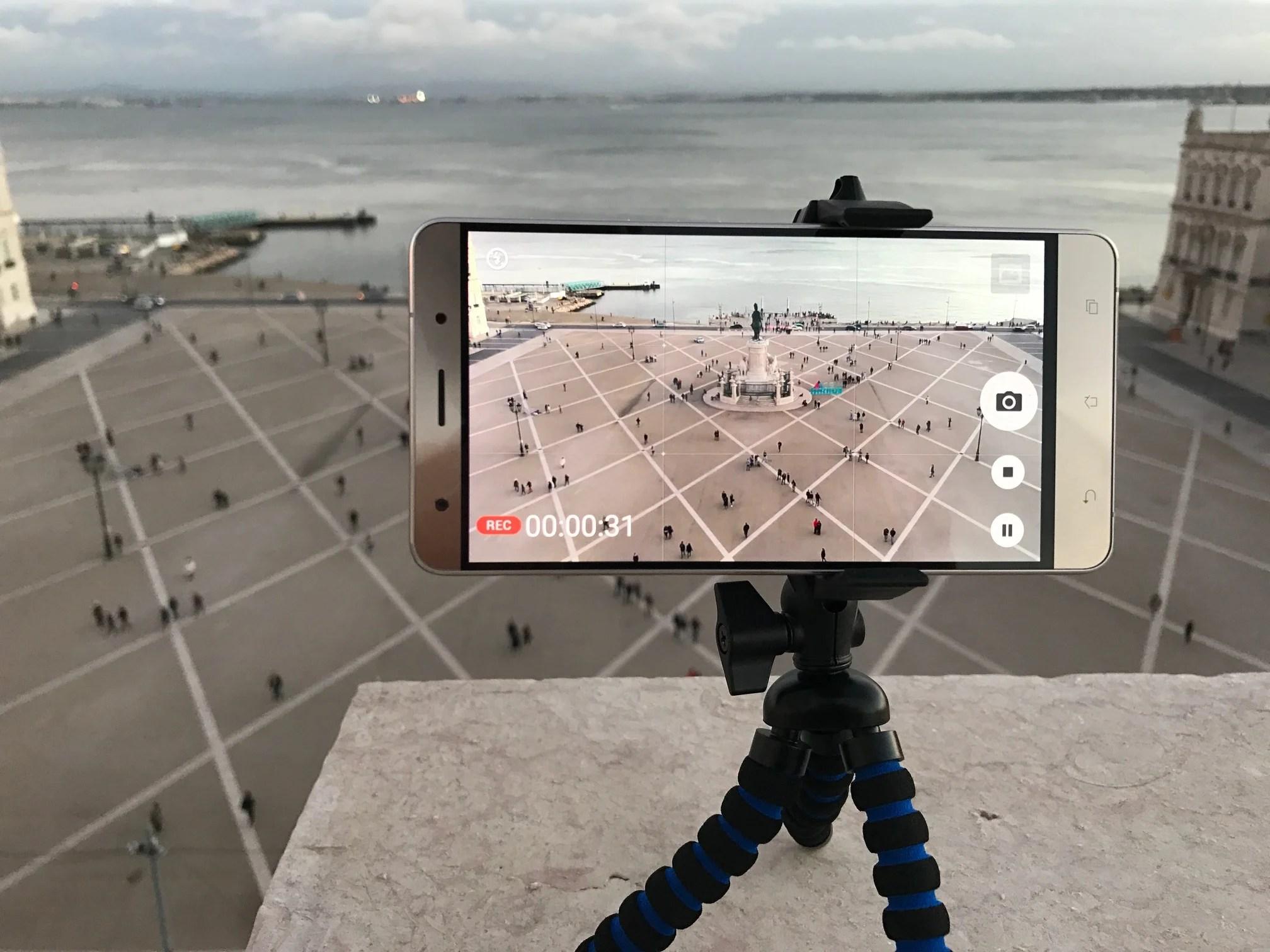 A la visite de Lisbonne avec l'Asus Zenfone 3 Deluxe