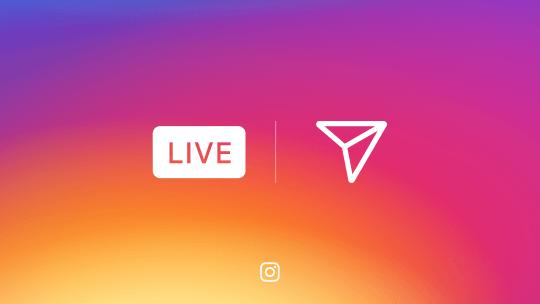 Instagram passe aux vidéos live et éphémères : Snapchat et Facebook Live en ligne de mire