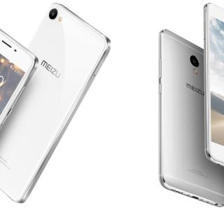 Meizu U10, U20, M3E et M3 Max : quatre smartphones abordables pour fin novembre