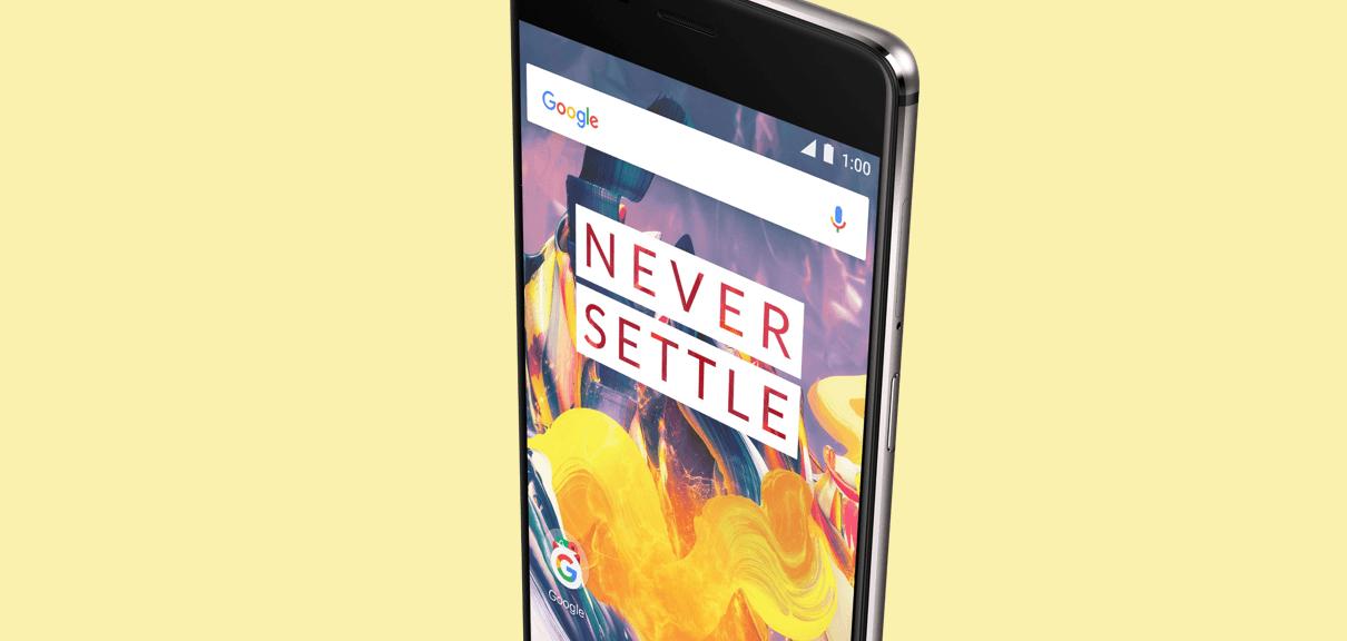 Tech'spresso : le OnePlus 3T est officiel, le Meizu Pro 7 se précise et Samsung pourrait reconditionner le Galaxy Note 7