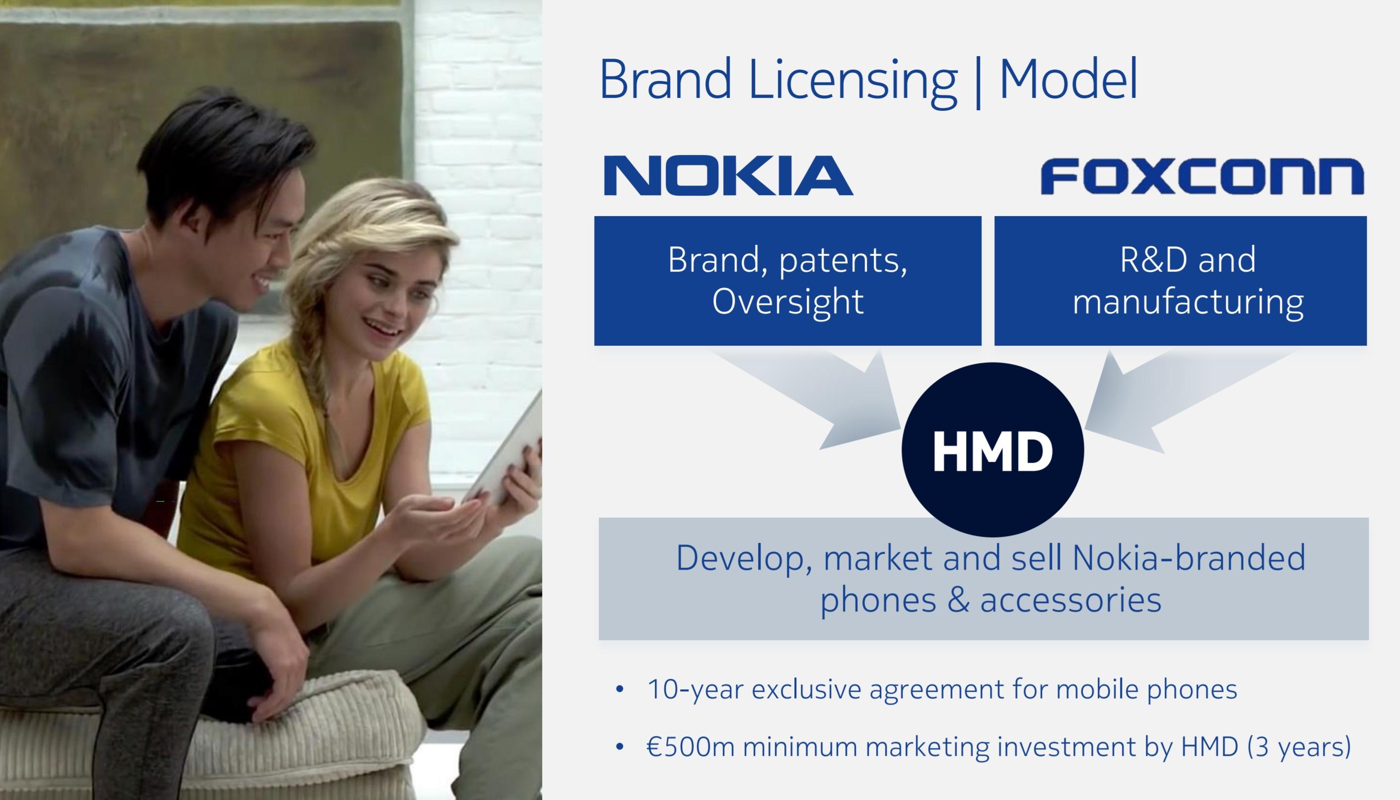 5 smartphones Nokia seraient prévus pour 2017
