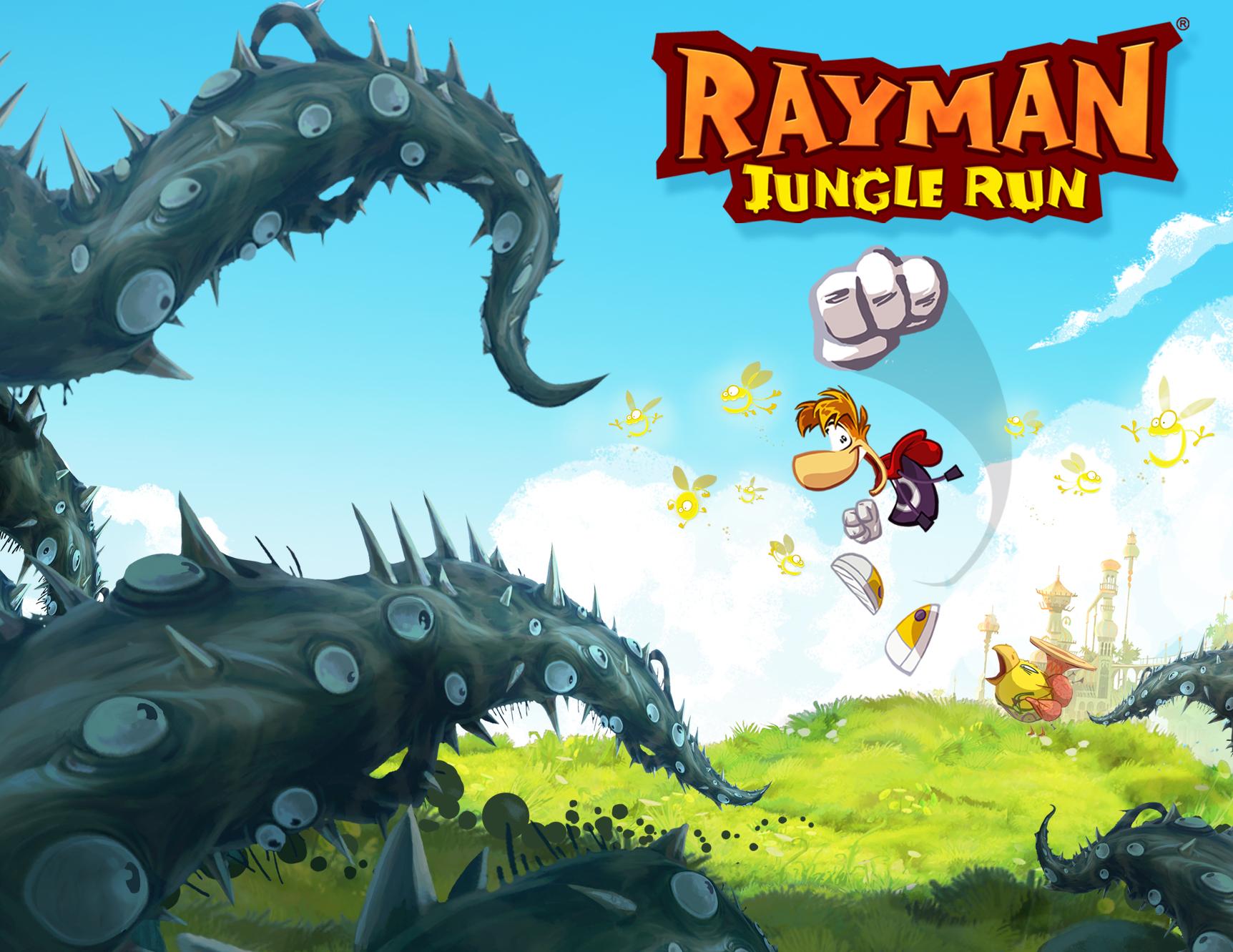 🔥 Bon plan : le jeu Rayman Jungle Run est à 0,10 euro sur Android
