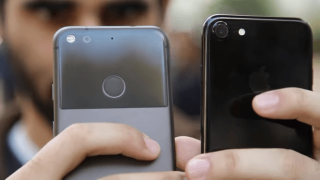 Comparatif photo : que vaut le Google Pixel face aux Samsung Galaxy S7 et iPhone 7 ?