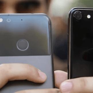 Comparatif photo : que vaut le Google Pixel face aux Samsung Galaxy S7 et iPhone 7 ?