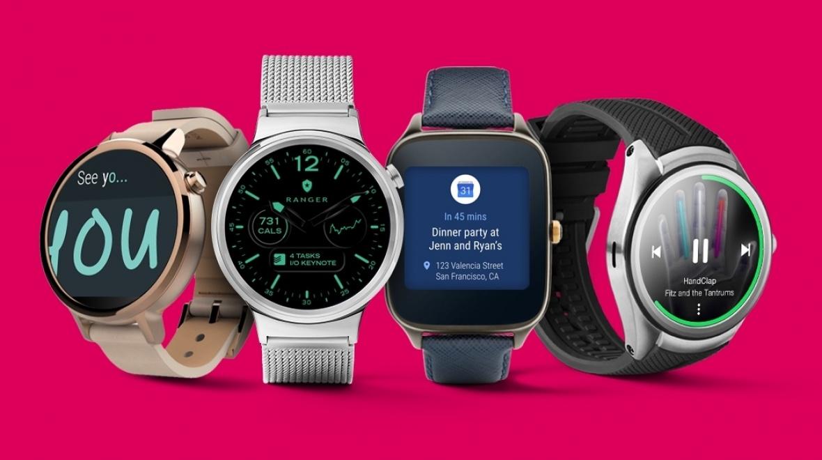 Android Wear 2.0 : la liste des montres mises à jour