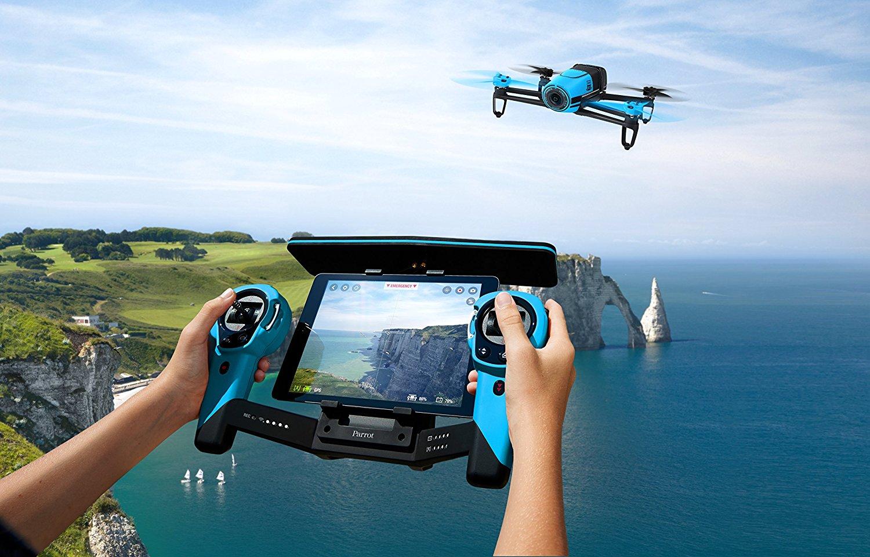 🔥 Bon plan : le pack avec le drone Parrot BeBop plus son Skycontroller est à 299 euros sur Amazon