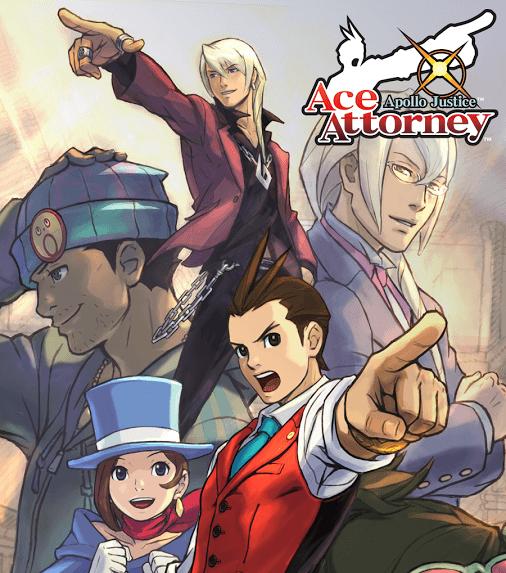 Rétablissez la justice avec le jeu Apollo Justice Ace Attorney sous Android