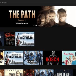 Amazon Prime Video débarquera bien sur l'Apple TV