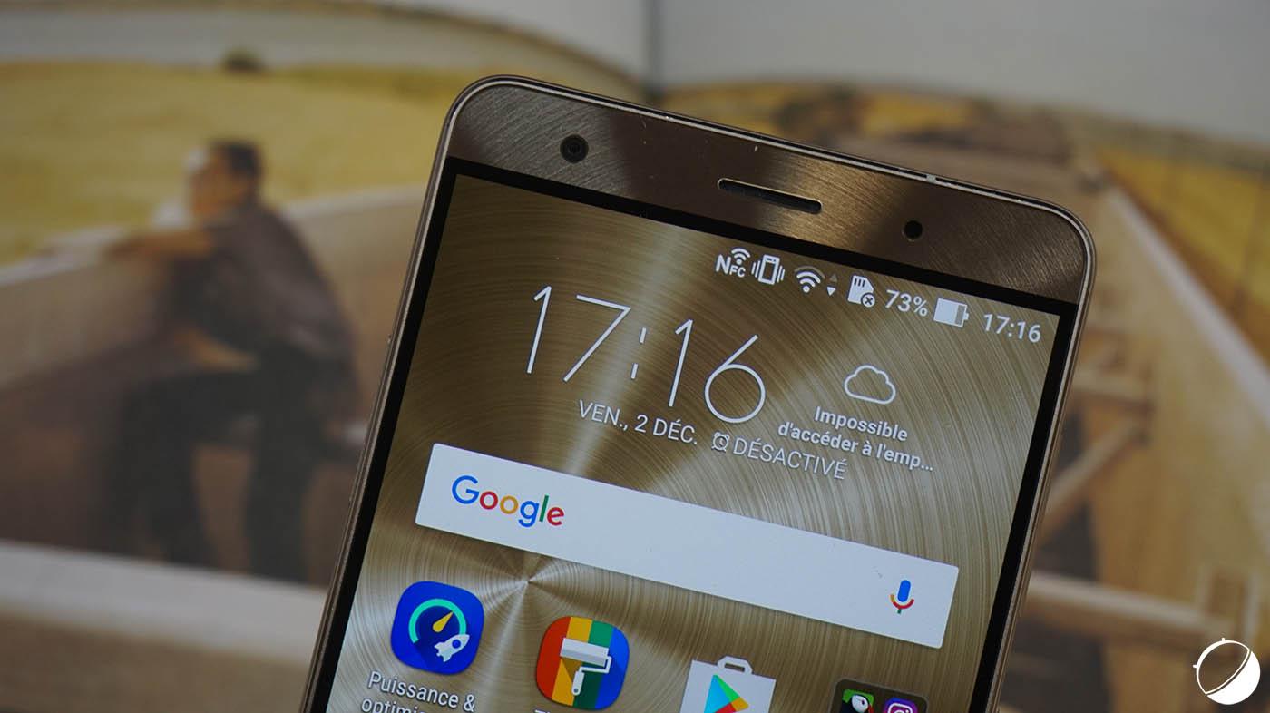 🔥 Bon plan : 30 euros de remboursés pour l'achat d'un Asus Zenfone 3 sur Amazon