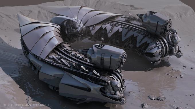 Blood Machines : pourquoi est-il compliqué de réaliser un film en réalité virtuelle ?