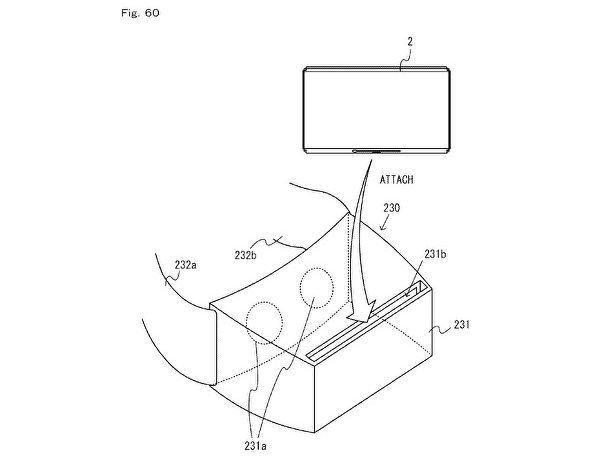 La Nintendo Switch pourrait elle aussi proposer de la réalité virtuelle