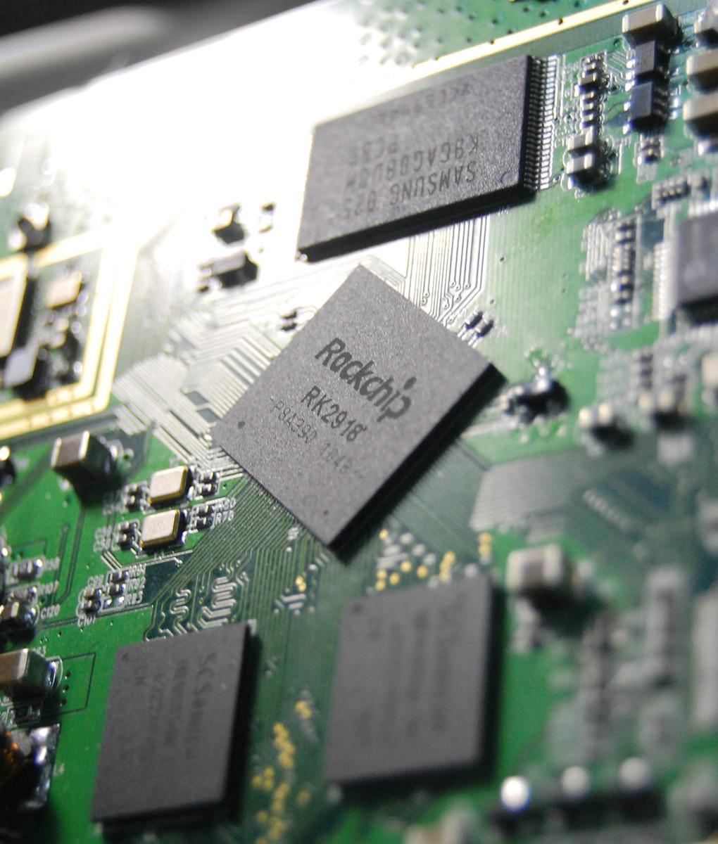 Rockchip RK3228H et RK3228B : pour les TV connectées et les prochaines box (Android)