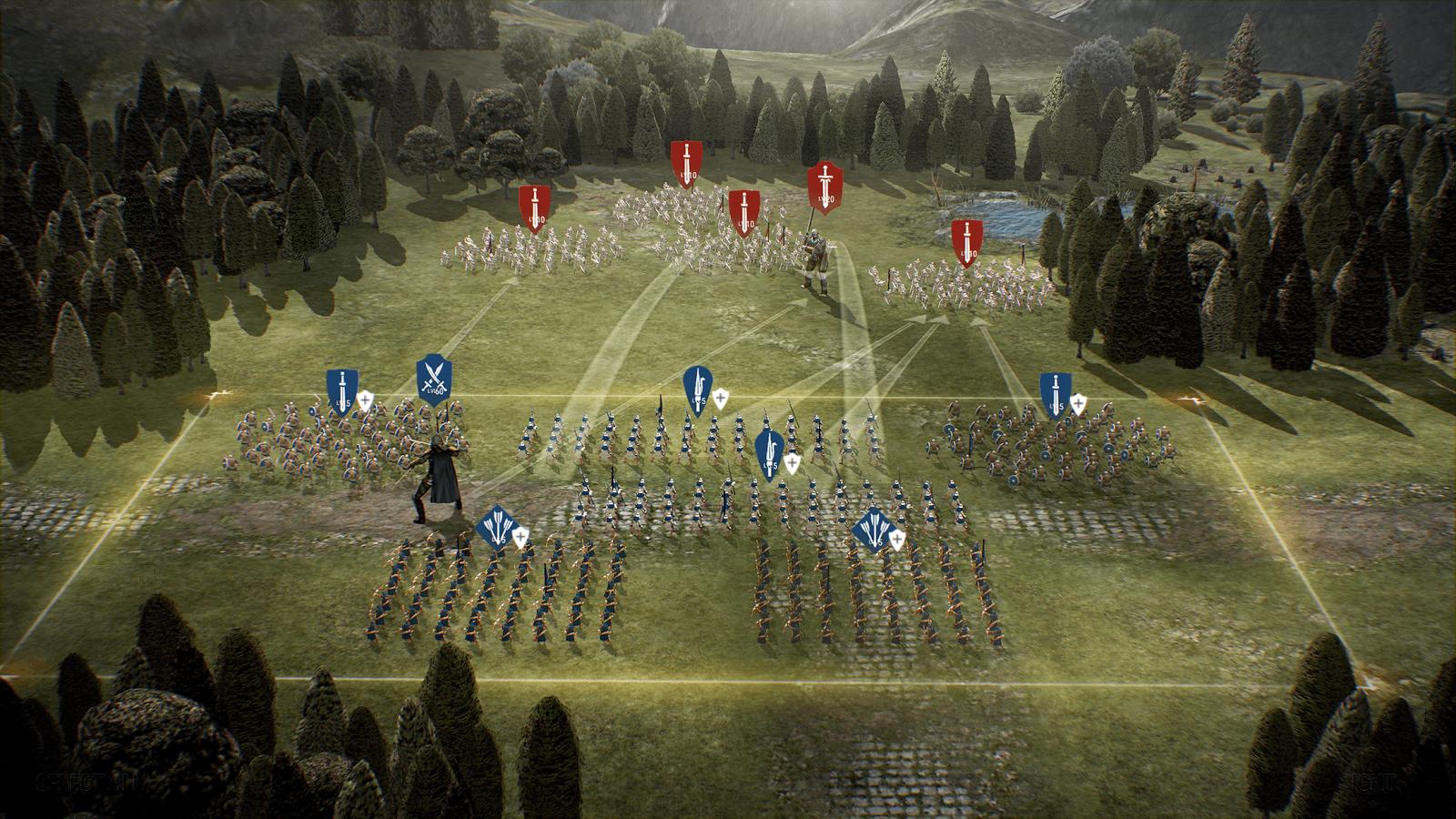 Dawn of Titans, le jeu de stratégie épique est enfin sorti sous Android