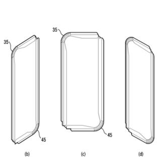 Samsung Galaxy X : le smartphone pliable se confirme un peu plus