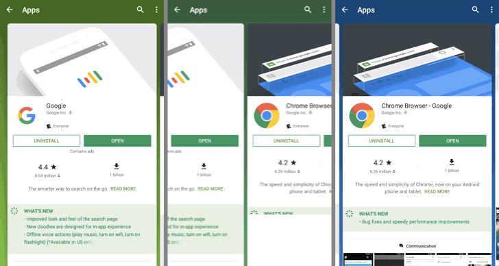 Google Play Store : une nouvelle interface pour des résultats de recherche plus efficaces