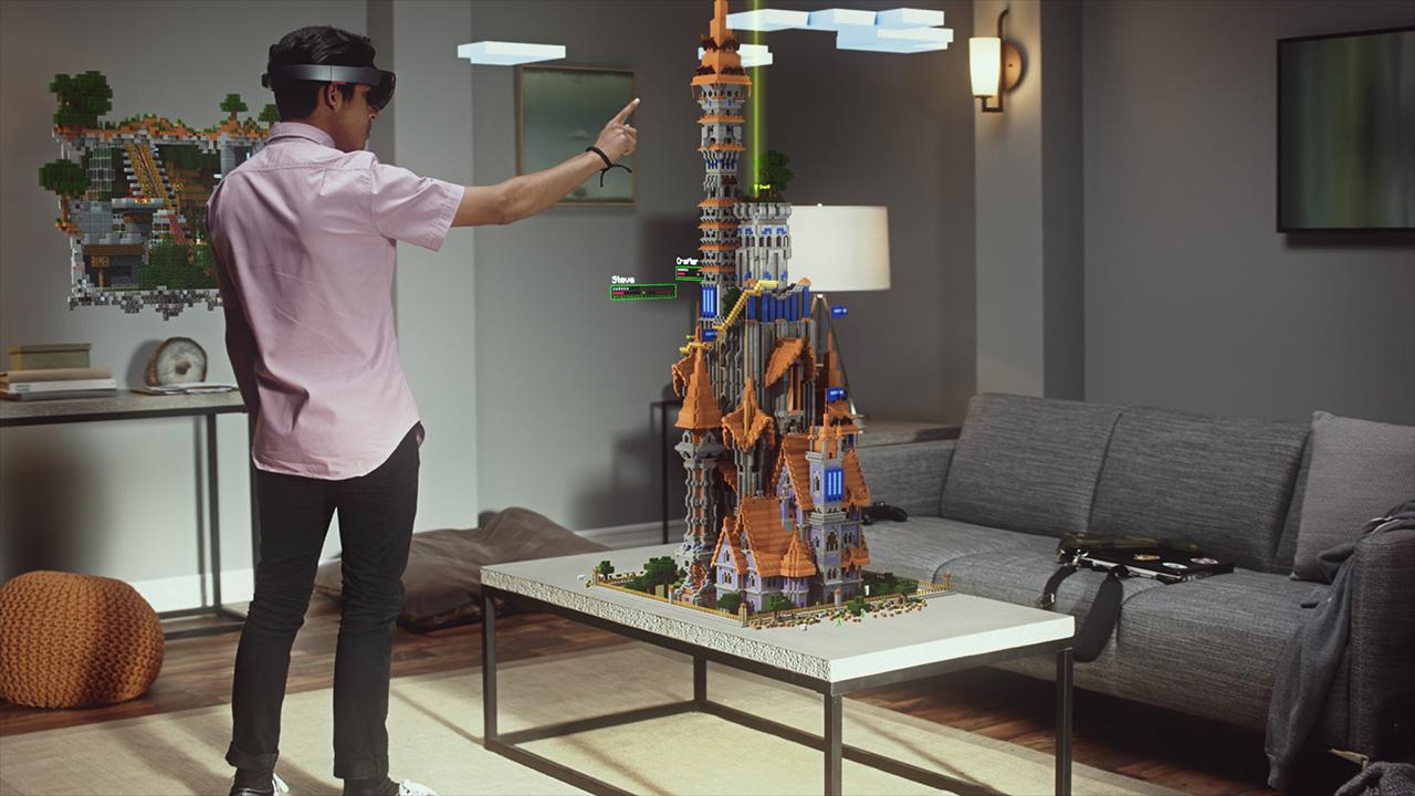 Immersion Research veut nous faire toucher aux hologrammes de Microsoft