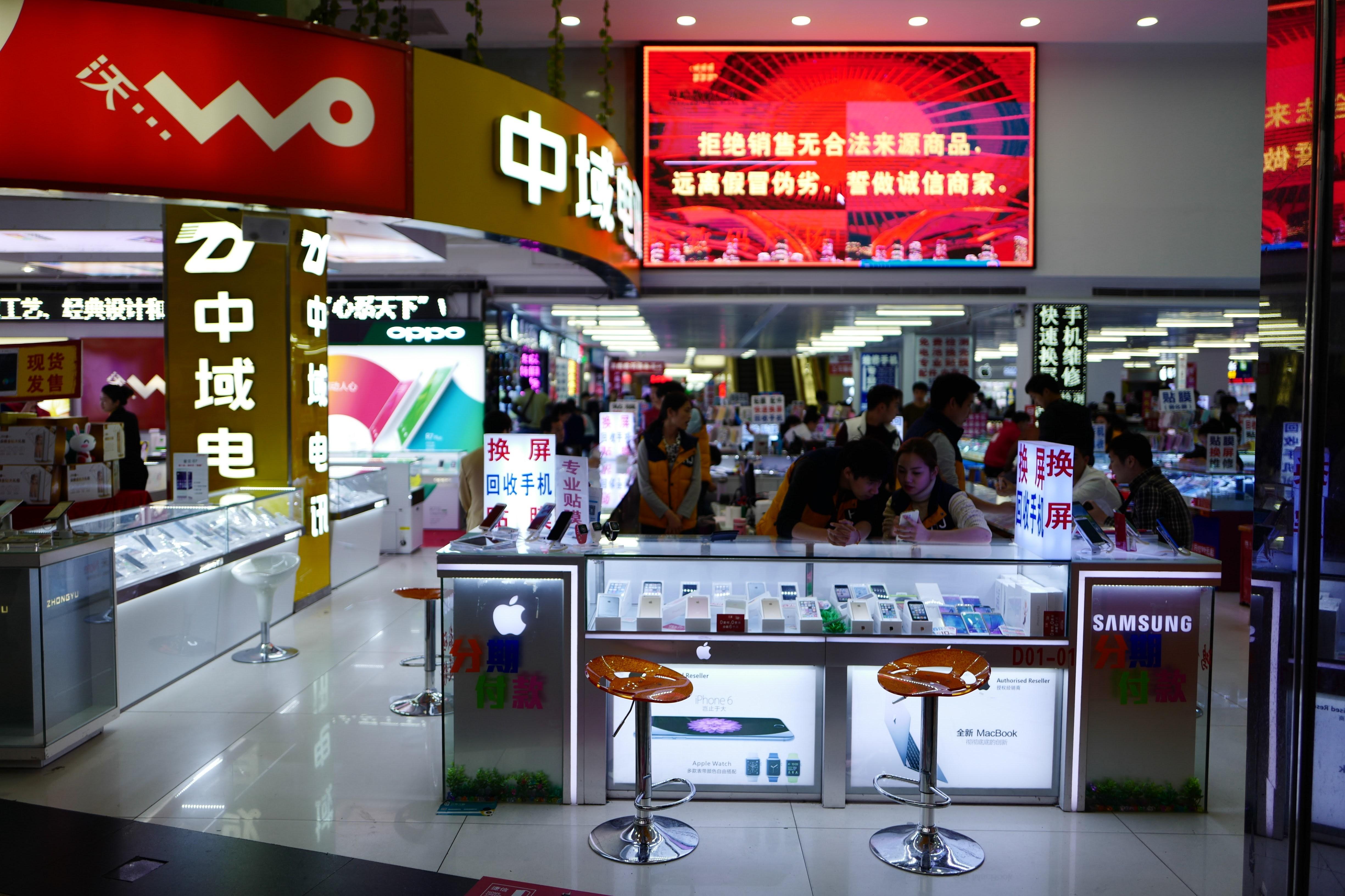 Huaqiangbei, nous avons visité le méga-marché du smartphone en Chine