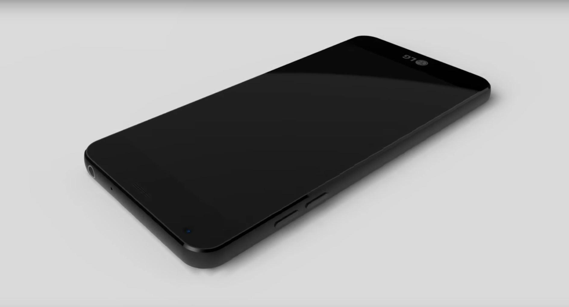LG G6 : le design entièrement dévoilé dans un rendu 3D