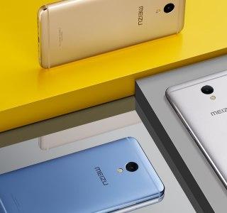 Meizu M5 Note : Flyme OS 6.0 et une grosse batterie