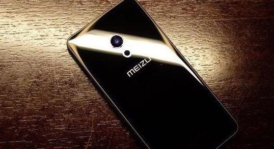 Pas de bordures d'écran, Meizu va également s'y mettre