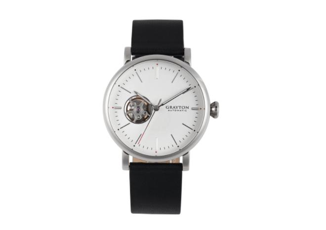 Gayton lance The Origin, une montre mécanique et connectée