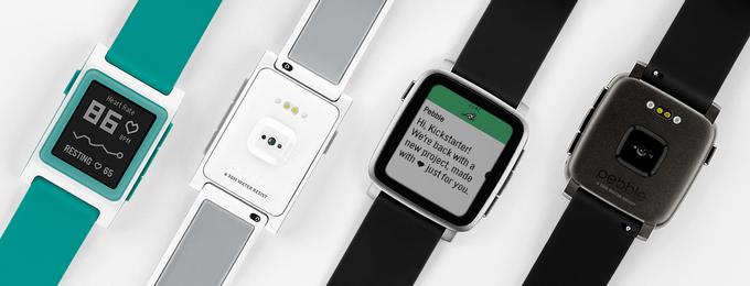 Le rachat de Pebble par Fitbit progresse et pourrait éliminer la Time 2 et la Pebble Core