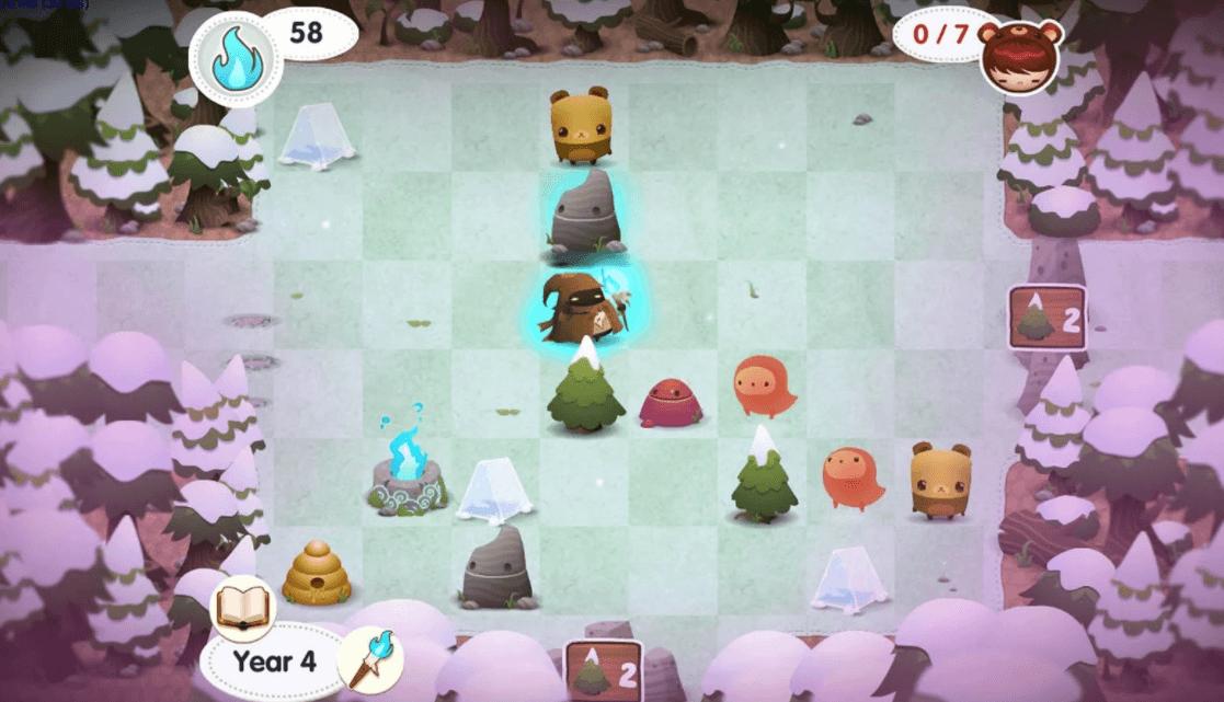 Road Not Taken un puzzle-game envoûtant sur le Play Store