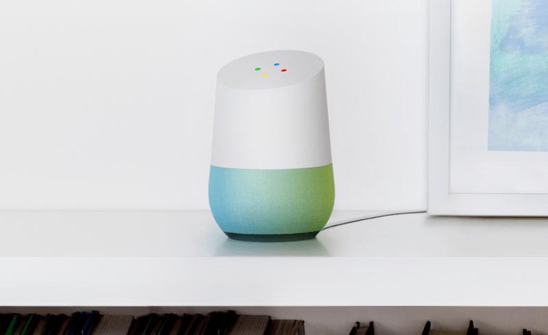 Google Home : « OK Google, démarre The Crown sur Netflix »
