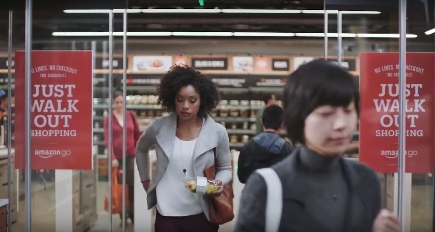 Amazon Go : l'épicerie du futur est en bêta-test à Seattle