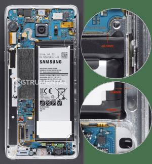 Finalement, le design du Galaxy Note 7 aurait causé sa perte