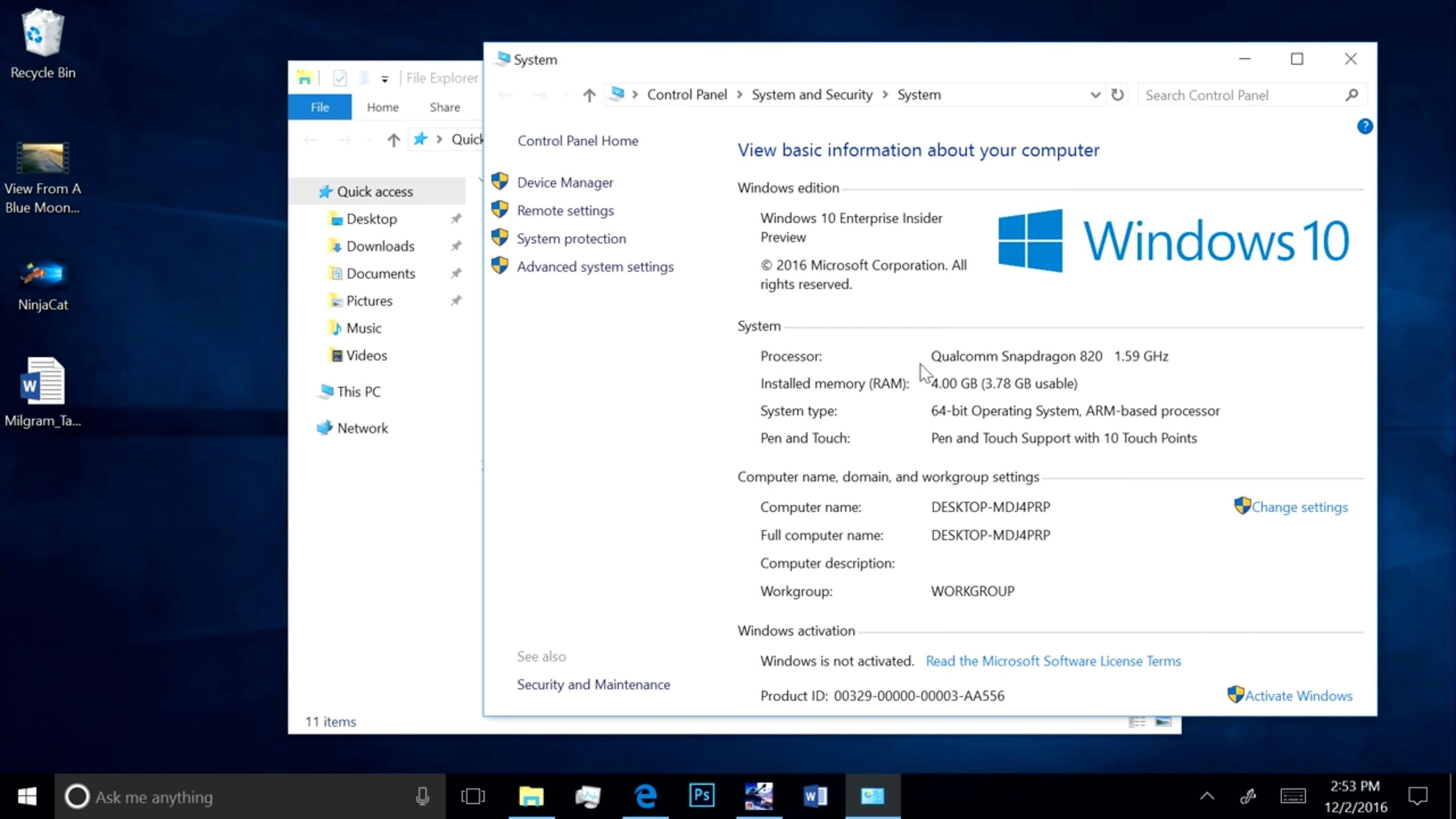 Windows 10 demandera un Qualcomm Snapdragon 835 pour fonctionner sur ARM