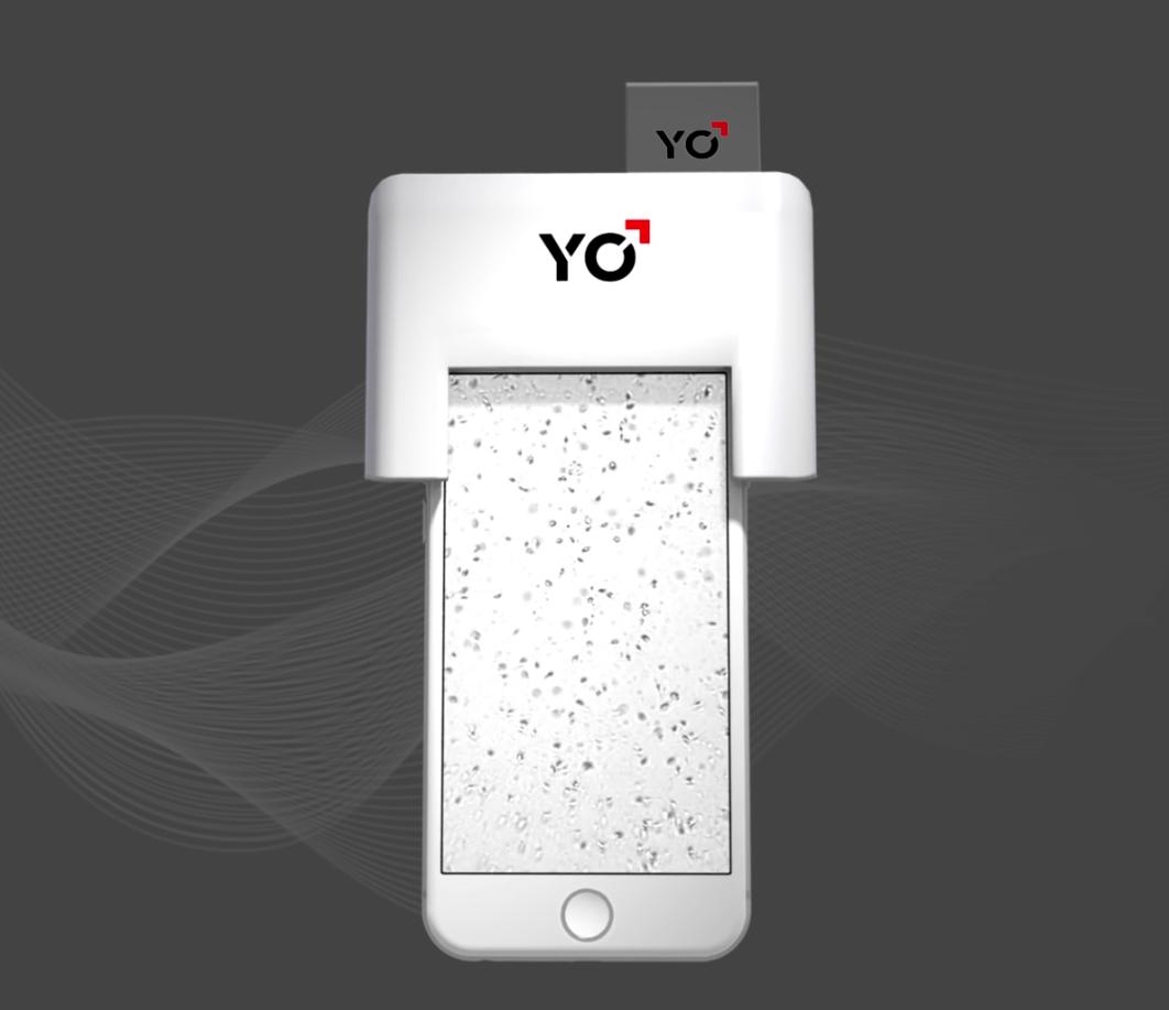 Un auto-test de spermatozoïdes pour smartphones, c'est bien réel