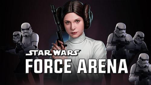 Star Wars Force Arena sur Android mêle MOBA et jeu de cartes