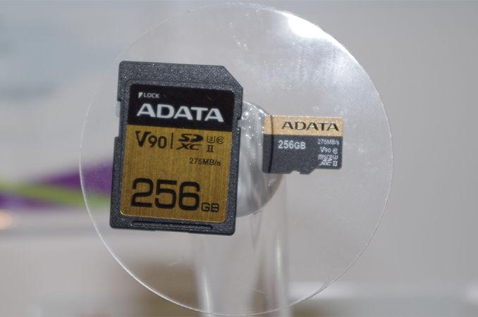 AData annonce une carte microSDXC de 256 Go avec de la mémoire flash aussi rapide qu'un SSD