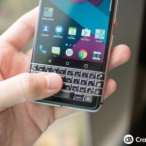 Le BlackBerry Mercury sera officialisé au MWC 2017