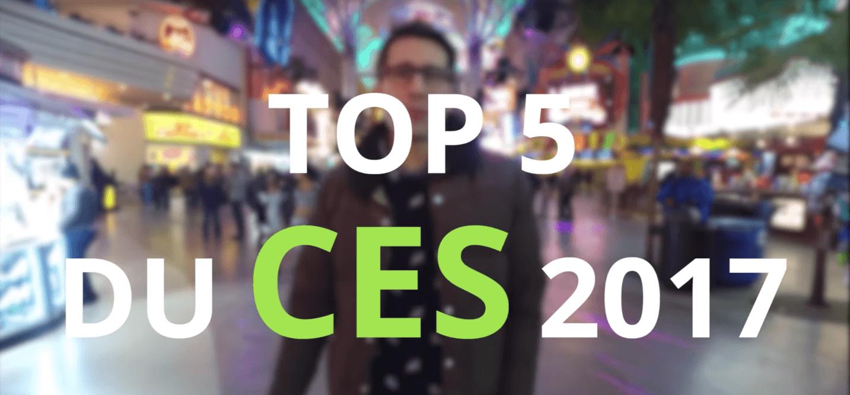 Les 5 actualités qui ont marqué le CES 2017 : Asus ZenFone AR, Samsung Galaxy A5, Sony TV OLED…