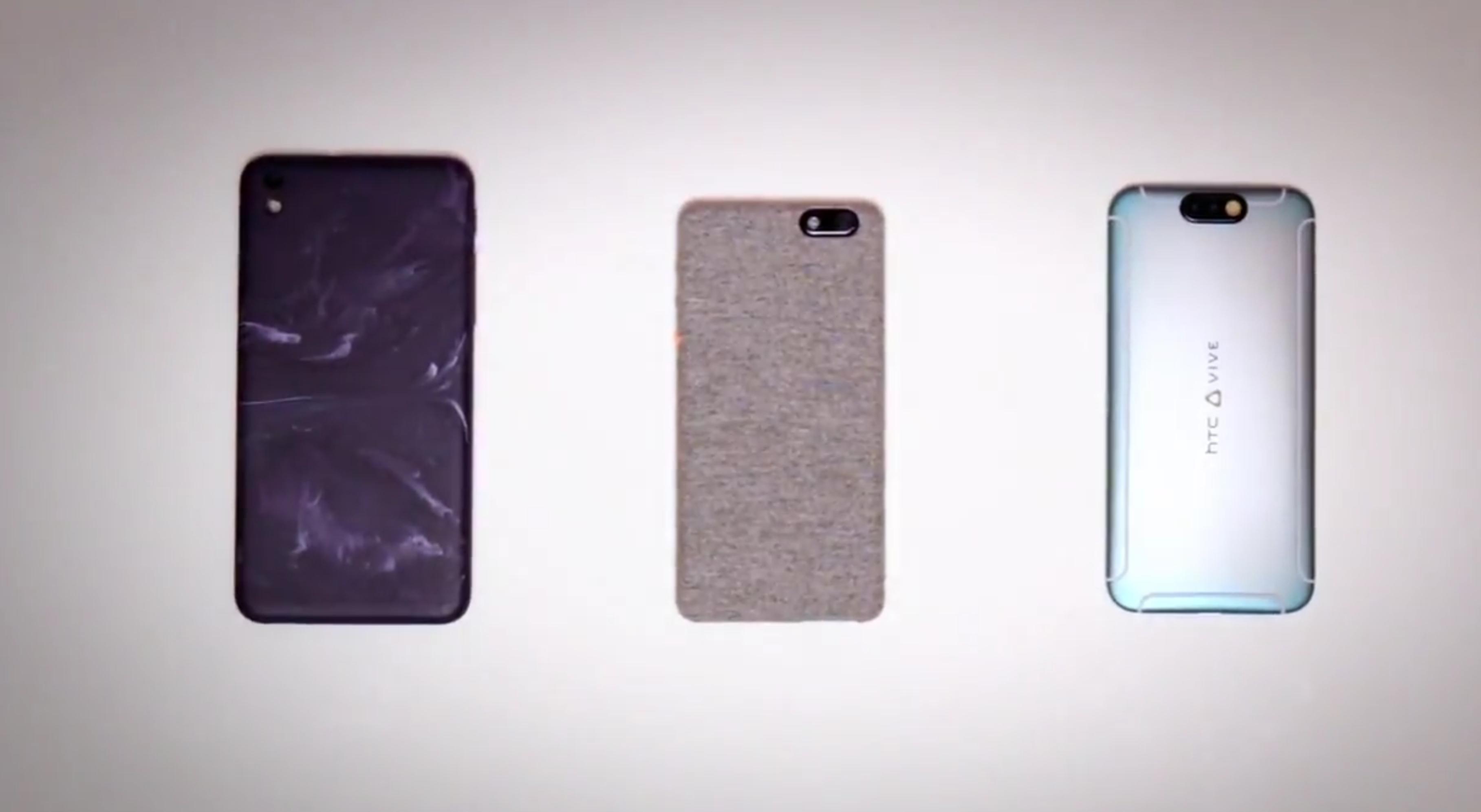 HTC en 2017 : un smartphone HTC Vive et un concurrent à Moto Maker ?