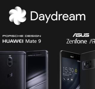 Daydream : Google annonce plus de smartphones certifiés