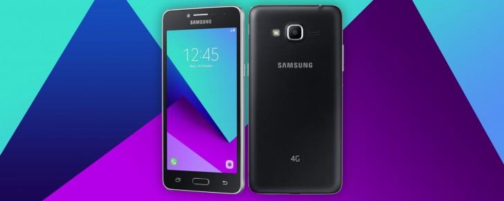Samsung Galaxy J2 Ace : le Coréen ose sortir un écran qHD en 2017
