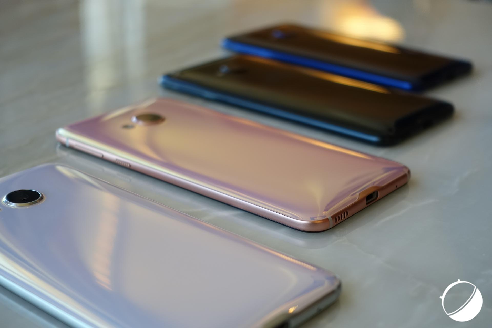 HTC compte lancer deux fois moins de smartphones en 2017