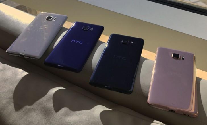 HTC U Ultra : une prise en main dévoile complètement le téléphone