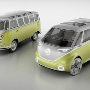 Volkswagen : le fameux minibus des 60's revient dans un modèle autonome et électrique