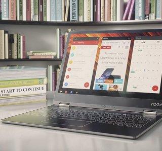 Lenovo Yoga Book 2 Pro : un nouveau convertible prévu avant la fin de l'année