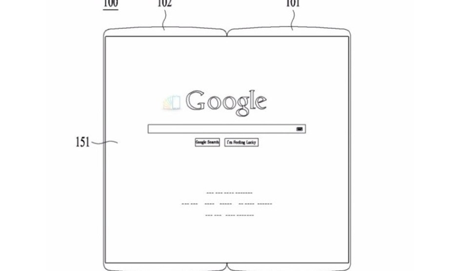 Un brevet de LG montre un smartphone pliable en tablette