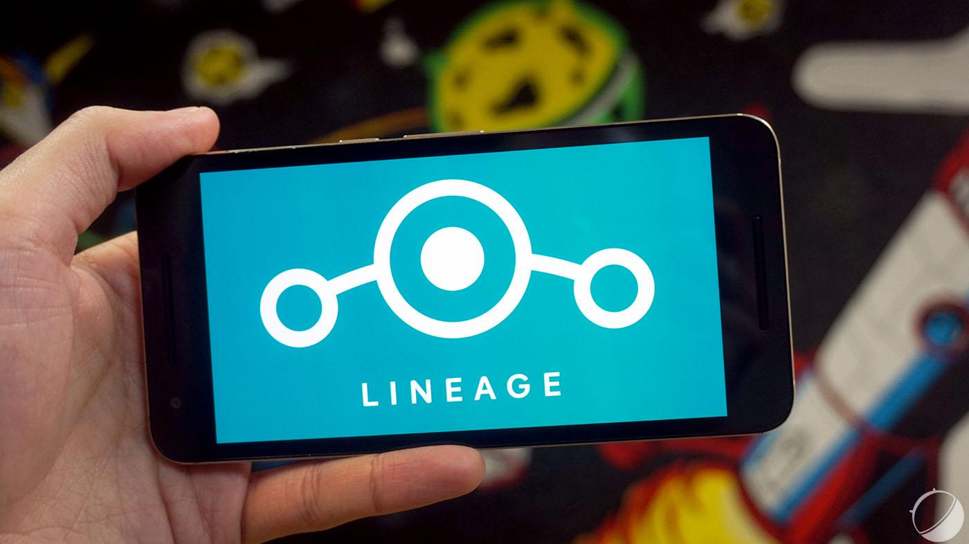 LineageOS 15.1 : sautant la version 15, la ROM passe directement à Android 8.1 Oreo