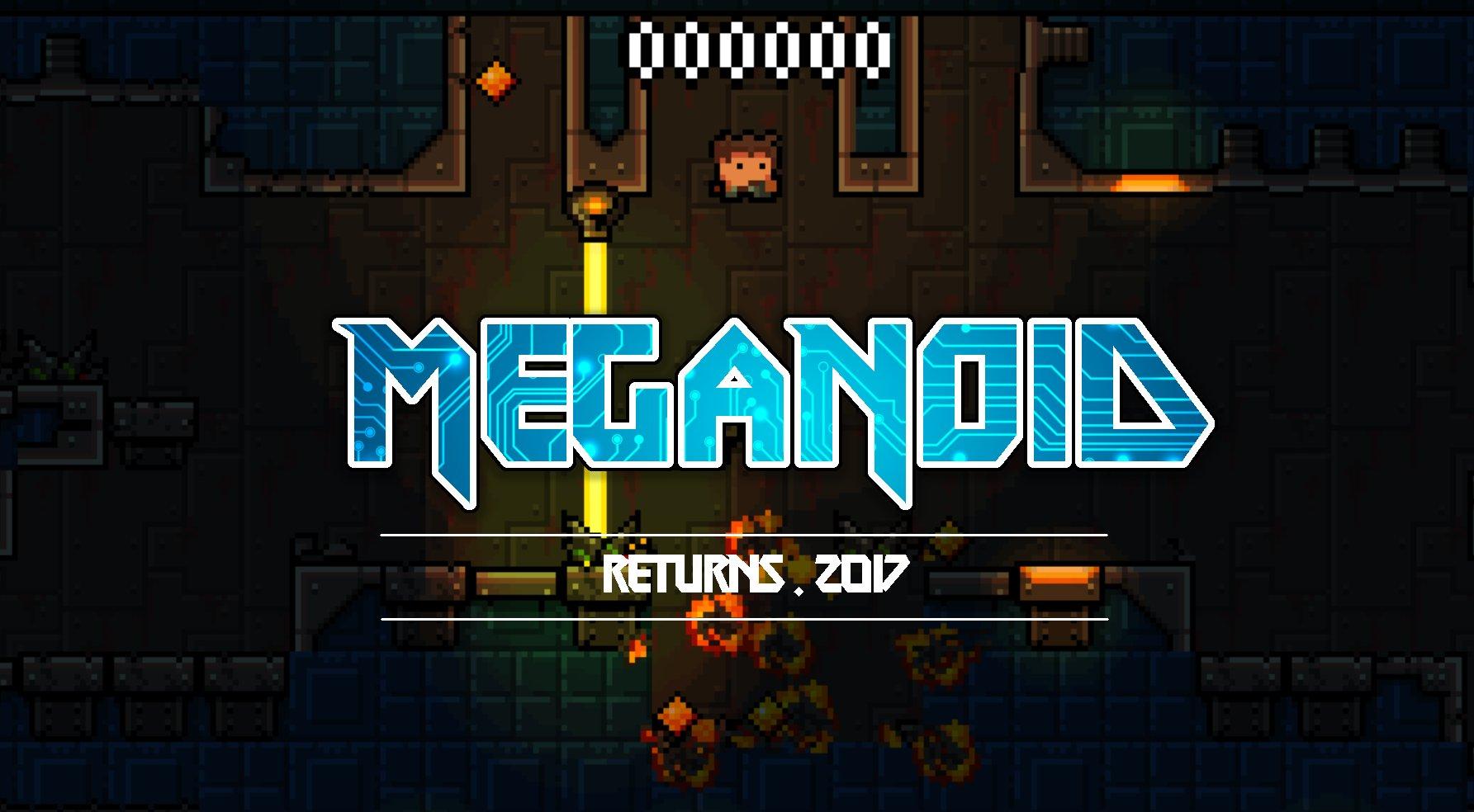 OrangePixel tease un nouveau Meganoid prévu pour 2017