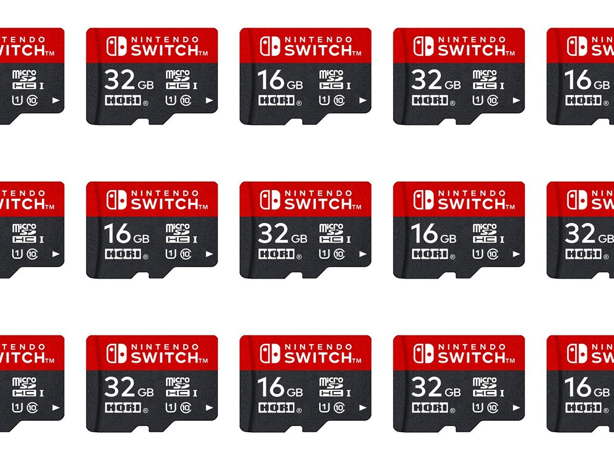 Nintendo Switch : attention aux cartes microSD «officielles» hors de prix