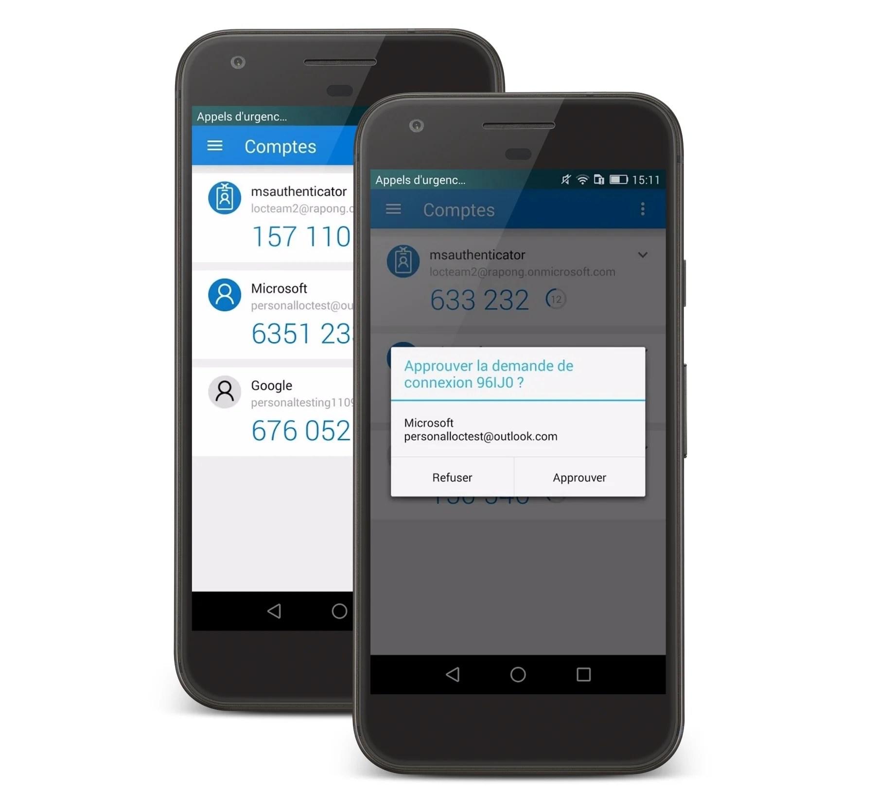 Microsoft va permettre de se connecter sans mot de passe grâce à son smartphone